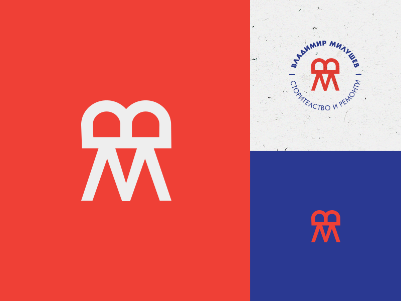 BM studio fourplus bulgaria ivaylo nedkov symbol icon architecture building construction logo monogram