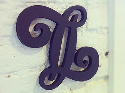 TL Ambigram