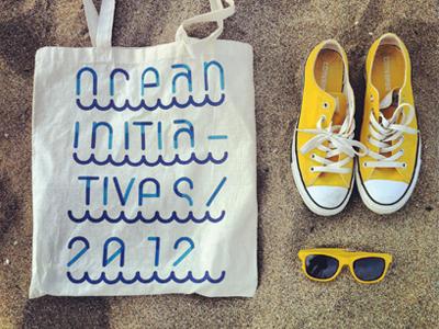 Summer Shot bulgaria ivaylo nedkov typography sand rayban converse beach totebag print