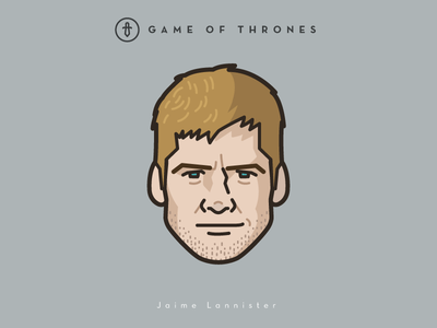 Faces Collection Vol. 02 - Game of Thrones - Jaime Lannister
