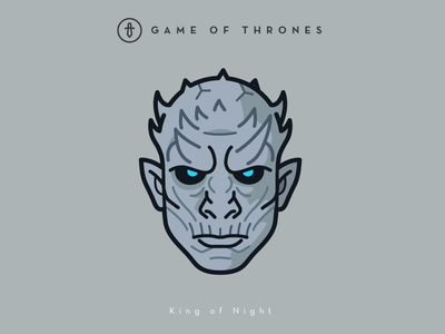 Faces Collection Vol. 02 - Game of Thrones - King of Night