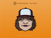 Faces Collection Vol. 03 - Stranger Things - Dustin Henderson