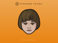 Faces Collection Vol. 03 - Stranger Things - Willy Byers