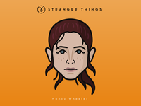 Faces Collection Vol. 03 - Stranger Things -Nancy Wheeler