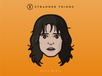 Faces Collection Vol. 03 - Stranger Things - Joyce Byers