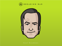 Faces Collection Vol. 04 - Breaking Bad - Saul Goodman