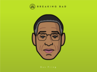 Faces Collection Vol. 04 - Breaking Bad - Gus Fring