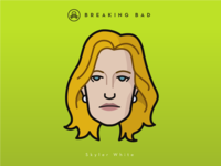 Faces Collection Vol. 04 - Breaking Bad - Skyler White