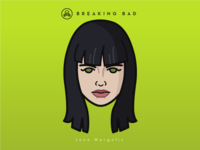 Faces Collection Vol. 04 - Breaking Bad - Jane Margolis