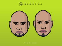 Faces Collection Vol. 04 - Breaking Bad - The Cousin