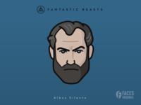 Faces Collection Vol. 05 - Fantastic Beasts - Albus Silente