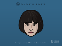 Faces Collection Vol. 05 - Fantastic Beasts - Tina Goldstein