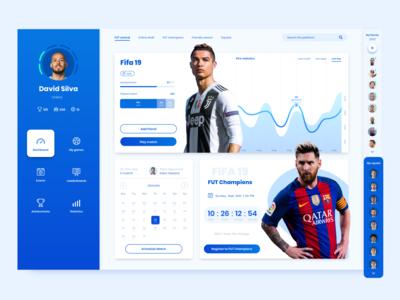 FIFA Tracking App