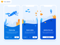 Submarine Trips Onboarding