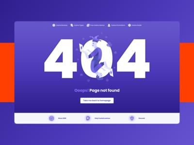 Casino Toplists 404
