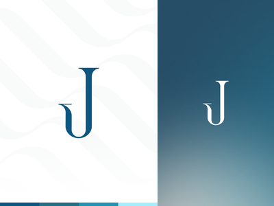 JH Vision – Personal Rebranding sleek modern mark symbol sign palette colors brand minimal light concept art direction design logo corporate identity ci ui ux branding
