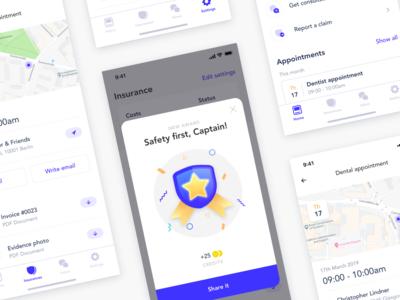 Insurance App – Gamification