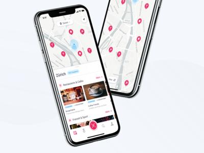 Coupon App Dashboard