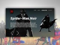 Spider-Man Noir