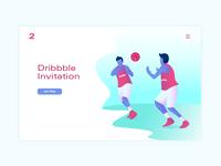 Dribbble Invites !