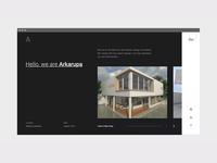 Arkarupa Website