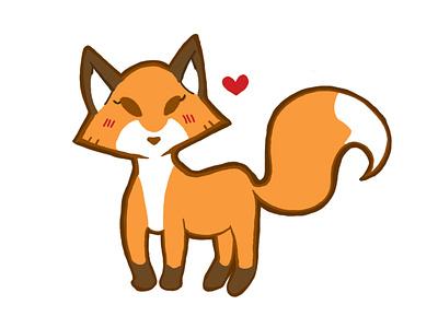 Fox Illustration illustration fox