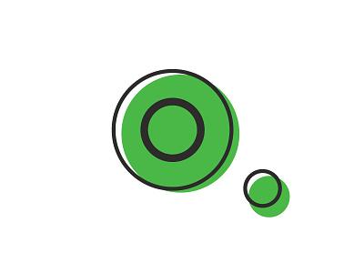 Confirm iconography logo vector positive confirm green