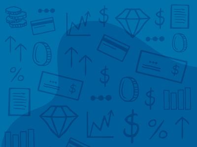 Iconography Background Illustration