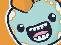 Sticker Dork Icon