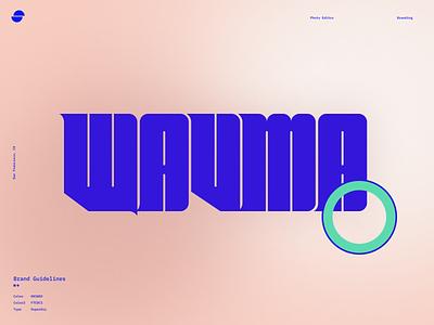 wavma branding logo branding superdry