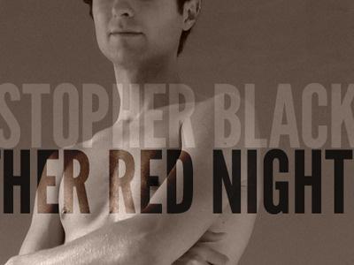 Blacker CD Cover cd cover