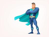 Superhero big