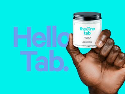 theOne. Branding, Website & Concept toothpaste portfolio branding logo ui template layout design webdesign