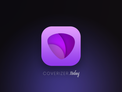 Coverizer App Icon