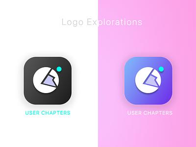 User Chapters banding logo design asiri userhapters monogram uc monogram logo design design agency logo user chapters