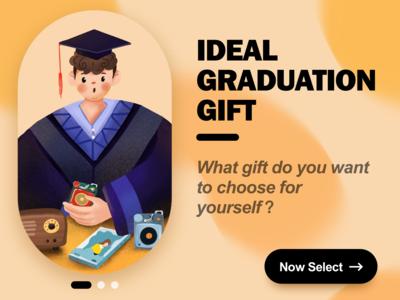 Ideal graduation gift