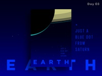 Earth 🔵 Poster
