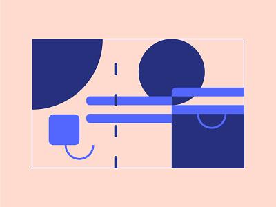 Geometric v.03 flat design geometric shapes artwork graphic simple form basic basic shapes illustration illustrator design flat