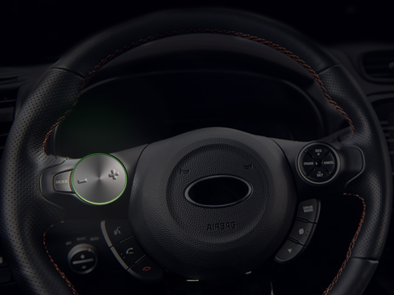 Volume Control redesign and mechanism transportation design transportation systems design design volume controls interface redesign product design car interior controls volume ui