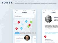 Jobsl / Online platform