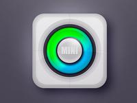 Music mini stereo