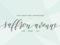 New Logo + Website for S.A!