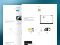 Feature Pages