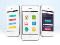 Unisharing mobile app I