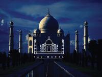 Icon - Taj Mahal