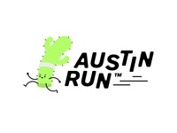 Thirty Logos Challenge - Austin Run Logo