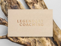 Legendary Coaching Logotype