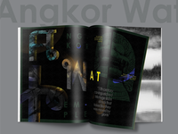 Inflight magazine spread 1