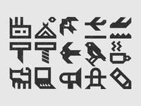 Wildcraft Icons 2