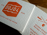 dojo4 Business Cards